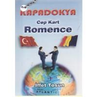 Kapadokya Cep Kart - Romence