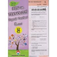 Fen ve Teknoloji Yaprak Testleri 8. Sınıf
