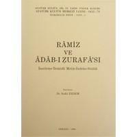 Ramiz ve Adab- ı Zurafa'sı