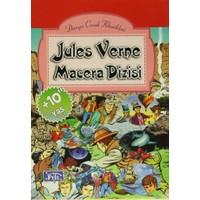 Dünya Çocuk Klasikleri Jules Verne Macera Dizisi (10 Kitap Takım)