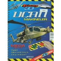 3D Çocuk Dergisi - Uçan Makineler