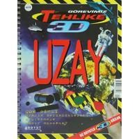 3D Çocuk Dergisi - Uzay