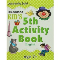 Dreamland Kid's 5 th Activity Book: English (7)