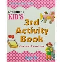 Dreamland Kid's 3 rd Activity Book: General Awareness (5)