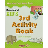 Dreamland Kid's 3rd Activity Book: Environment (5)