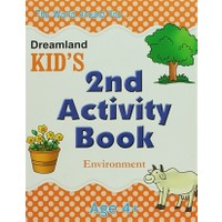 Dreamland Kid's 2nd Activity Book: Environment (4)