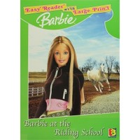 Barbie at the Riding School