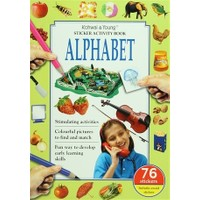Sticker Activity Book / Alphabet