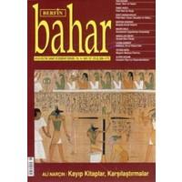 Berfin Bahar Aylık Kültür, Sanat ve Edebiyat Dergisi Sayı : 127