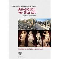 Arkeoloji ve Sanat Dergisi Sayı : 149 Mayıs-Ağustos 2015