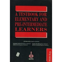 A Testbook For Elementary And Pre-Intermadiate Learners