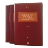 Encyclopedia of Turkey's Famous People (3 Kitap Takım)