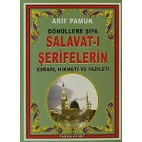 Gönüllere Şifa Salavat-ı Şerifelerin Esrarı, Hikmeti ve Fazileti (Mini boy) (Dua-094)