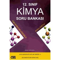 12. Sınıf Kimya Soru Bankası