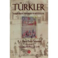 Türkler - Karakterleri, Terbiyeleri ve Müesseseleri