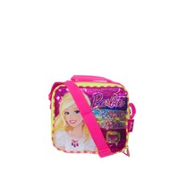 Barbie Çocuk Beslenme Çantası 62741 Pembe 22*20*8