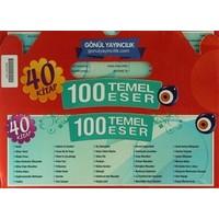 100 Temel Eser ( 40'lı Kutulu Kitap Takımı )