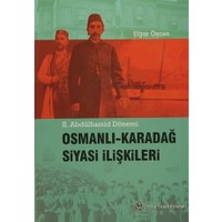 Osmanlı - Karadağ Siyasi İlişkileri
