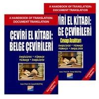 Çeviri El Kitabı: Belge Çevirileri ve Cevap Anahtarı