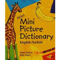 Milet Mini Picture Dictionary / English-Turkish