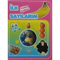 İlk Sayılarım Türkçe-İngilizce