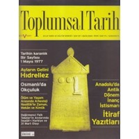 Toplumsal Tarih Dergisi Sayı: 137