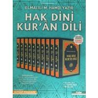 Hak Dini Kur'an Dili (10 Cilt Kitap)