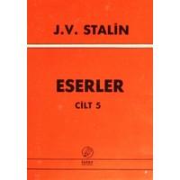 J. V. Stalin Eserler Cilt 5