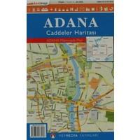 Kentmap Adana Caddeleri Haritası