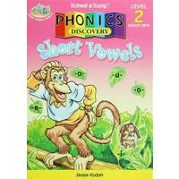 Phonics Discovery : Short Vowels / Level 2