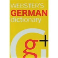 Webster's German Dictionary