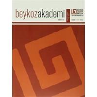 Beykoz Akademi Dergisi Cilt 01&Sayı:1