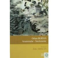 Araştırmalar - İncelemeler / Monographies and Articles