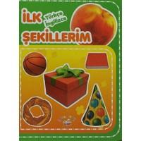 İlk Şekillerim - Türkçe İngilizce