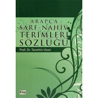 Arapça Sarf - Nahiv Terimleri Sözlüğü