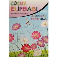 Çocuk Elifbası - Gülbahçesi Aktivite Kitabı (2 Kitap Takım)