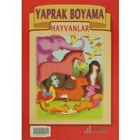 Yaprak Boyama - Hayvanlar