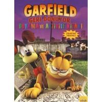 Garfield Geri Dönüyor Boyama ve Aktivite Kitabı
