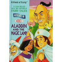 Aladdin and The Magic Lamp Level 4 - Book 1