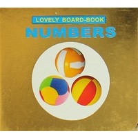 Numbers Lovely Board-Book