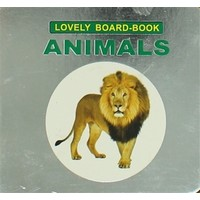 Animals Lovely Board-Book