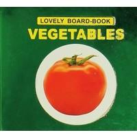 Vegetables Lovely Board-Book