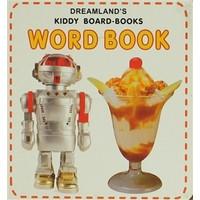 Word Book Kiddy Board-Books