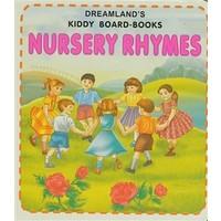 Nursery Rhymes Kiddy Board-Books