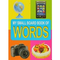 Words My Small Board Book Of