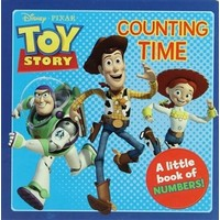Disney Pixar Toy Story - Counting Time