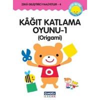 Kağıt Katlama Oyunu - 1 : Origami - Kazuo Kobayashi
