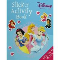 Disney Princess : Sticker Activity Book