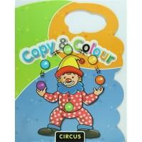 Copy and Colour : Circus