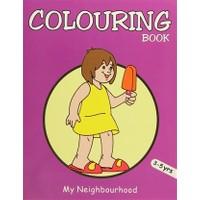 Colouring Book (Purple)
